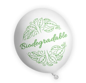 Globo Biodegradable